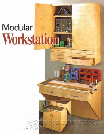 2980-Modular Workstation Plans