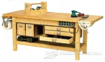 2994-Rock-Solid Workbench Plans