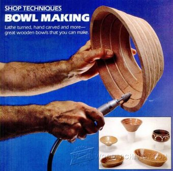 3002-Bowl Making