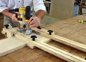 3004-Router Dado Jig Plans