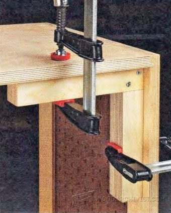 3008-Clamping Square Assembly Jig
