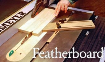 3009-Table Saw Featherboard Jig