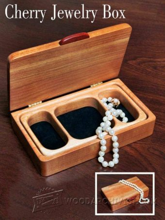 3044-Build Jewelry Box