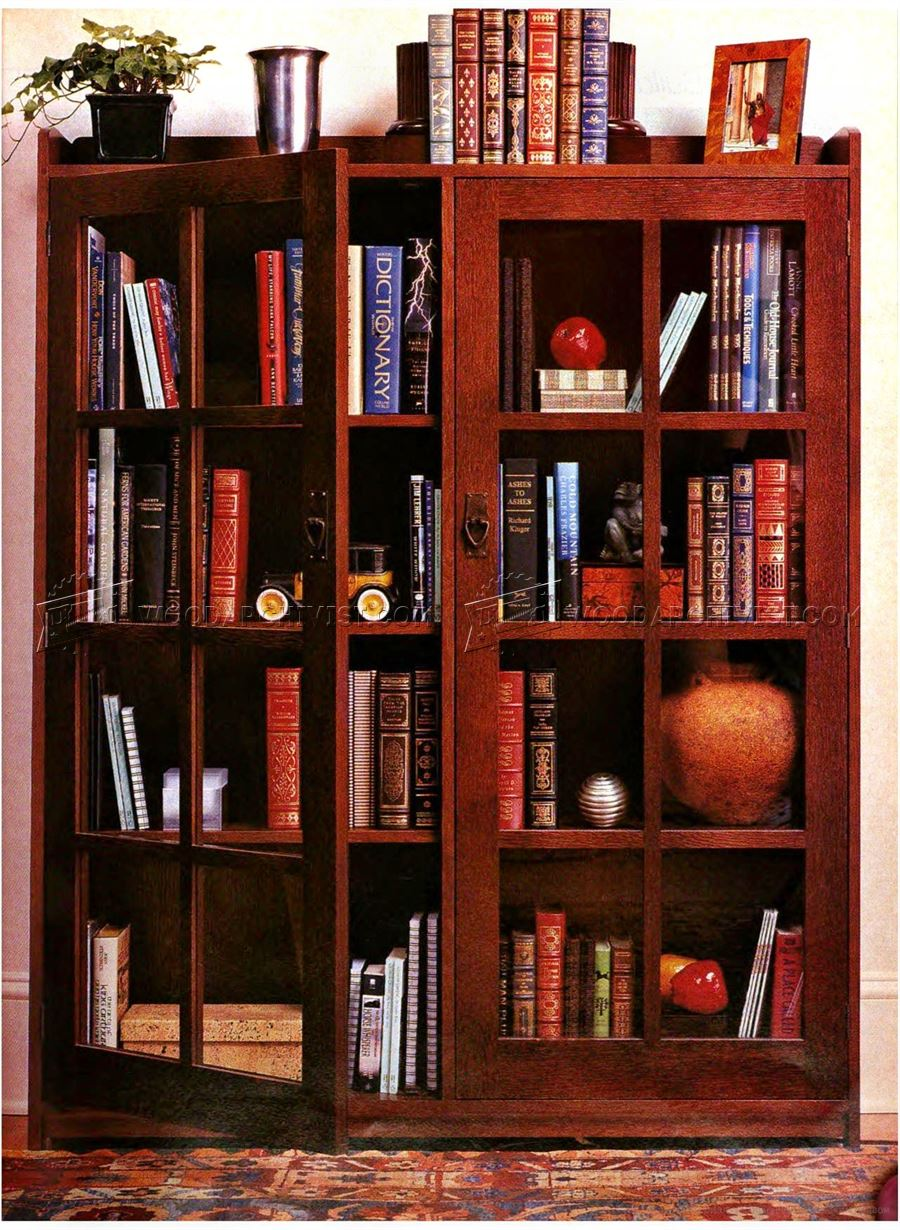Building Bookcase