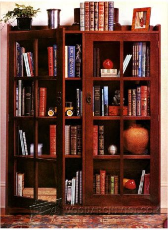 3068-Building Bookcase