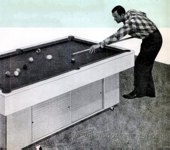 3070-DIY Pool Table