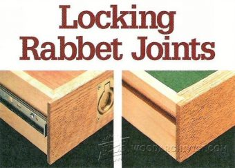 3076-Locking Rabbet Joints