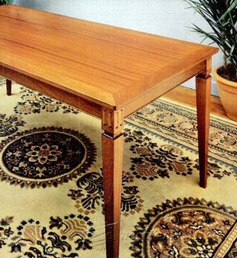 3088-Dining Room Table Plans