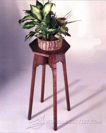 3093-Build Plant Stand