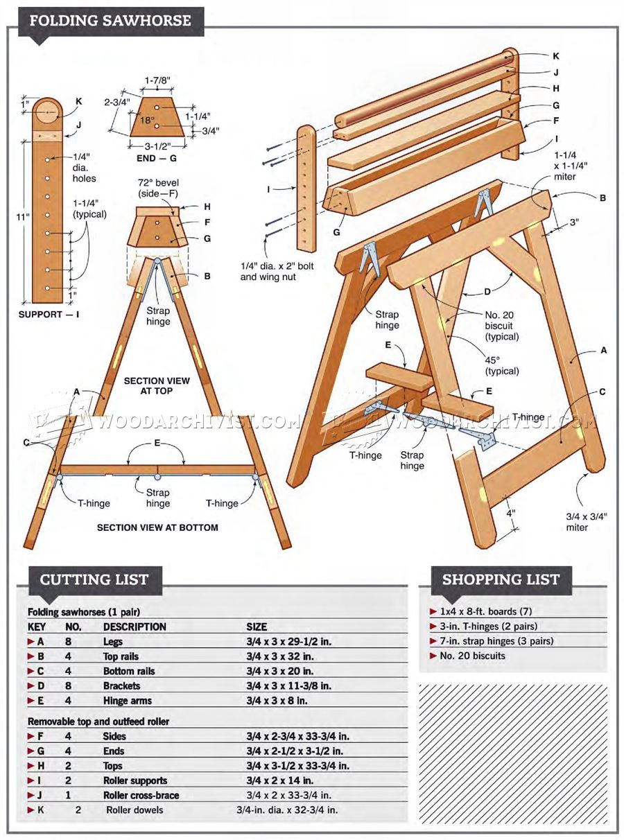 Build Folding Table Images Dad Built This How To A