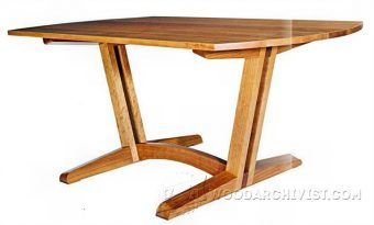3117-Dining Room Table Plans