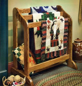 3131-Quilt Stand Plans