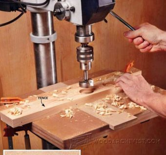 3133-DIY Drill Press Table