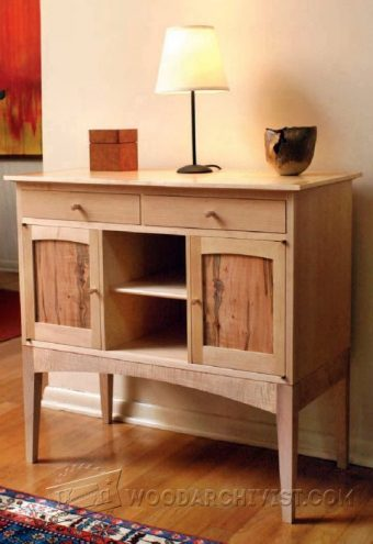 3135-Build Sideboard