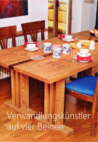 3144-Build Dining Table