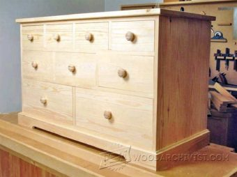 3159-Build Chest of Drawers