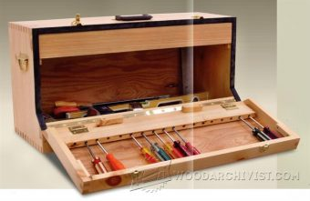 3184-Carpenter's Toolbox Plans