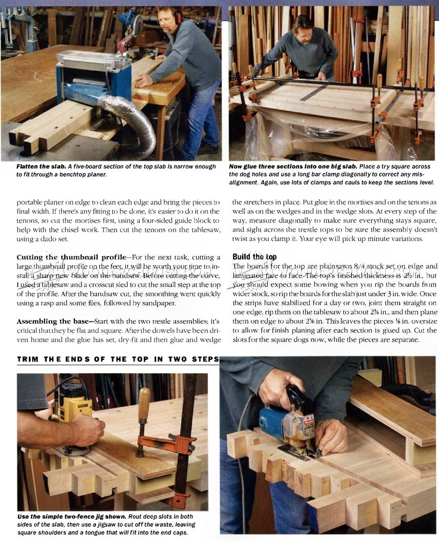 Build Essential Workbench