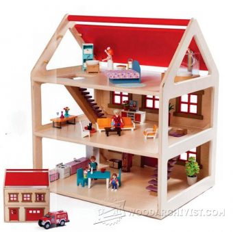 3198-Toy House Plans
