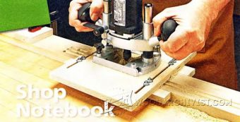 3209-DIY Router Fluting Jig