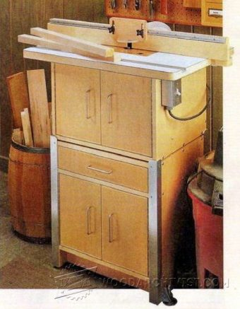 3223-DIY Router Table