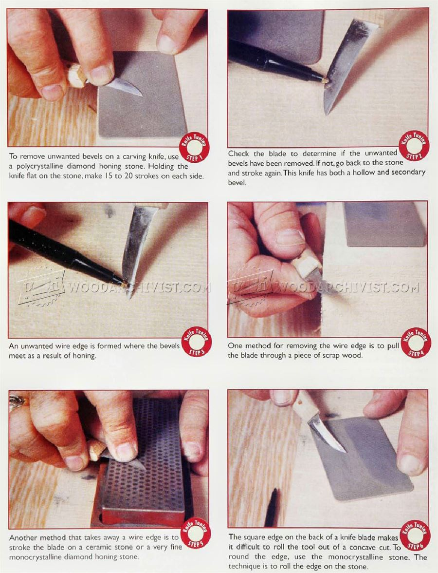 Sharpening Carving Knives