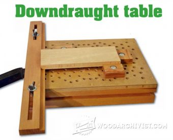 3251-DIY Downdraft Table