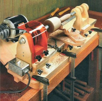 3260-DIY Mini Lathe
