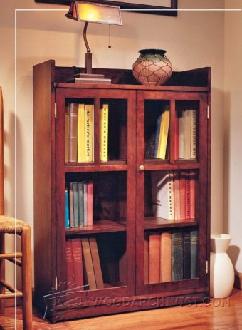 3265-Building Bookcase