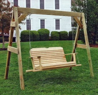 3277-Porch Swing Plans