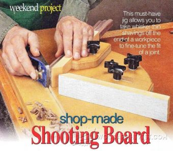 3278-DIY Shooting Board
