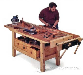 3290-DIY Workbench