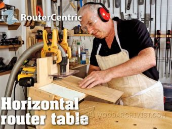 3296-Build Horizontal Router Table