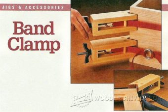3297-DIY Band Clamp