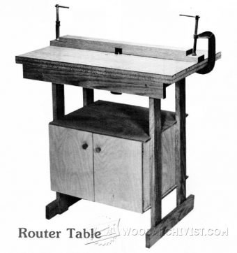 3330-Simple Router Table Plans