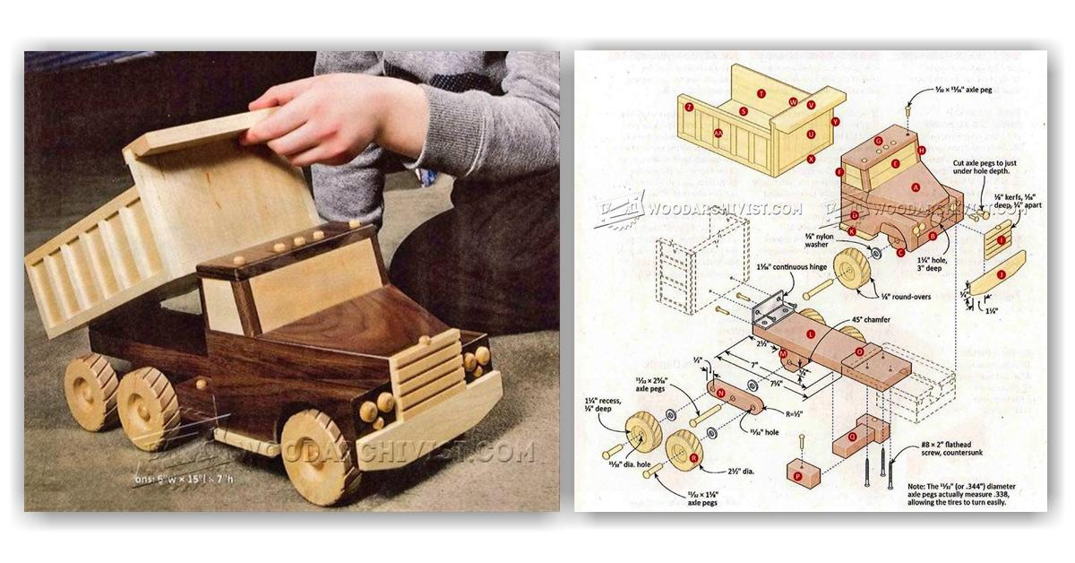 Toy Car Plans : Wooden car plans deluxe project on smarthome