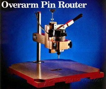 3360-Pin Router Plans