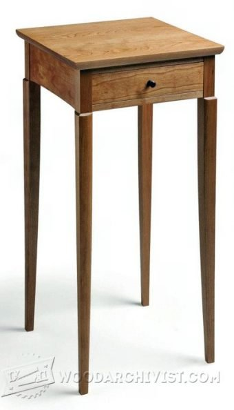 3381-Build Side Table
