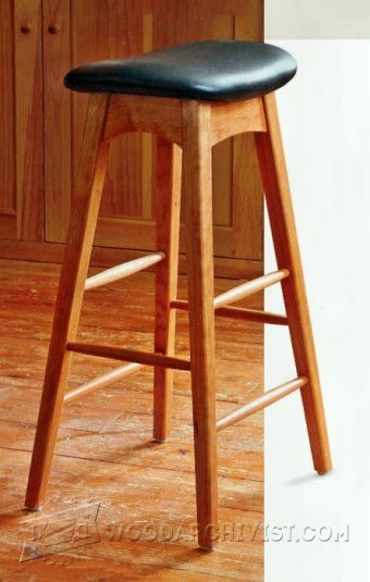 3383-Build Kitchen Stool