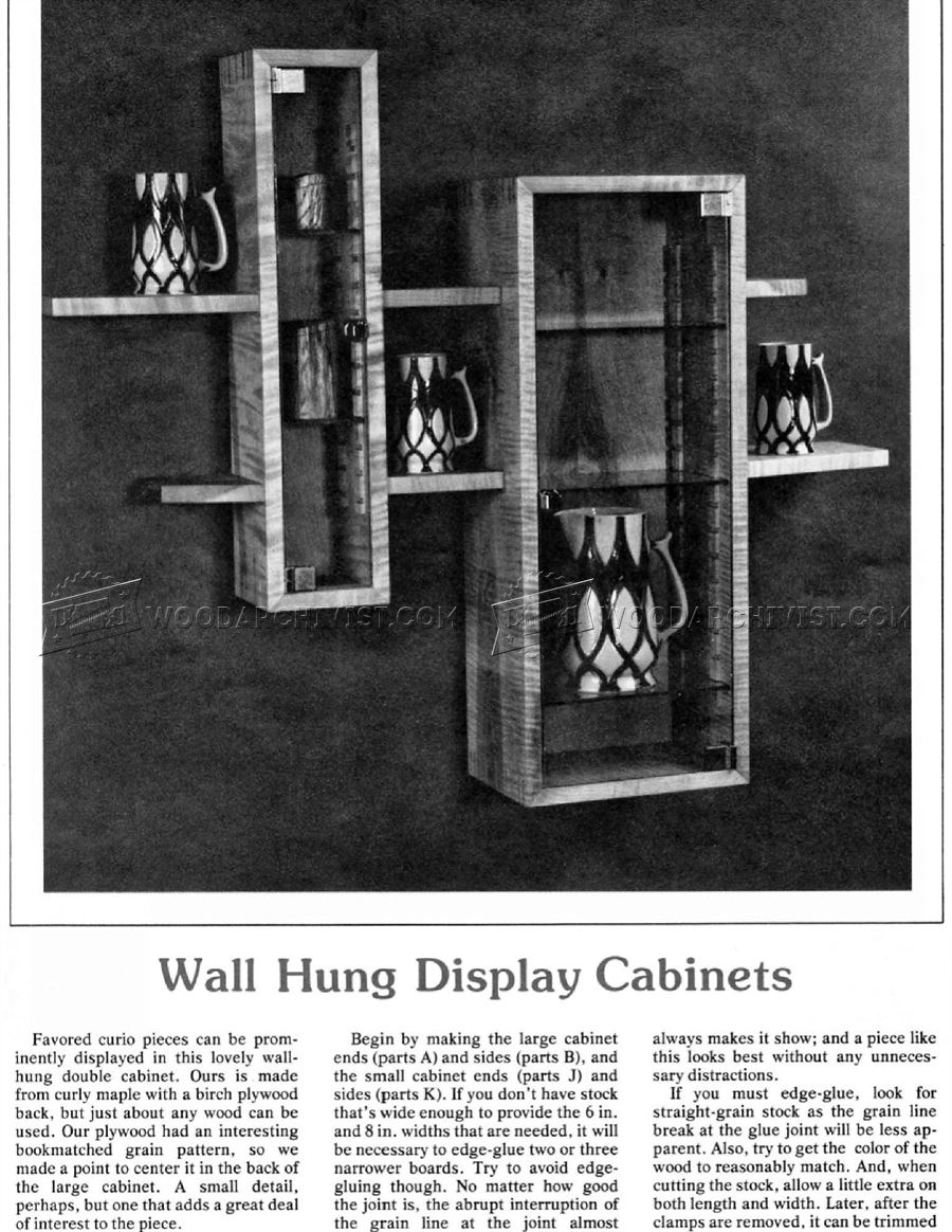 wall mounted display cabinet plans decorating interior of your house u2022 rh almenu co