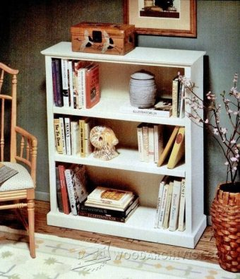 3410-Build a Bookcase