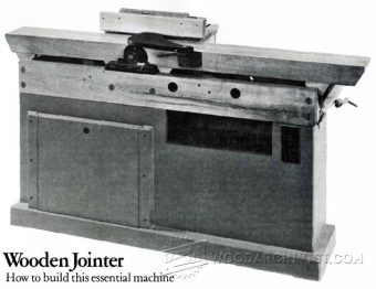 3435-Homemade Jointer