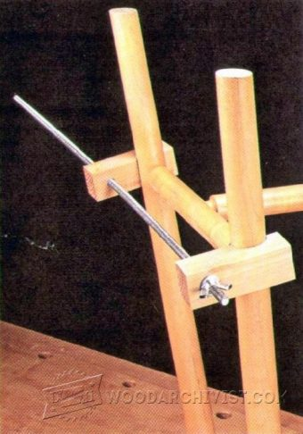 3446-DIY Chair Clamp