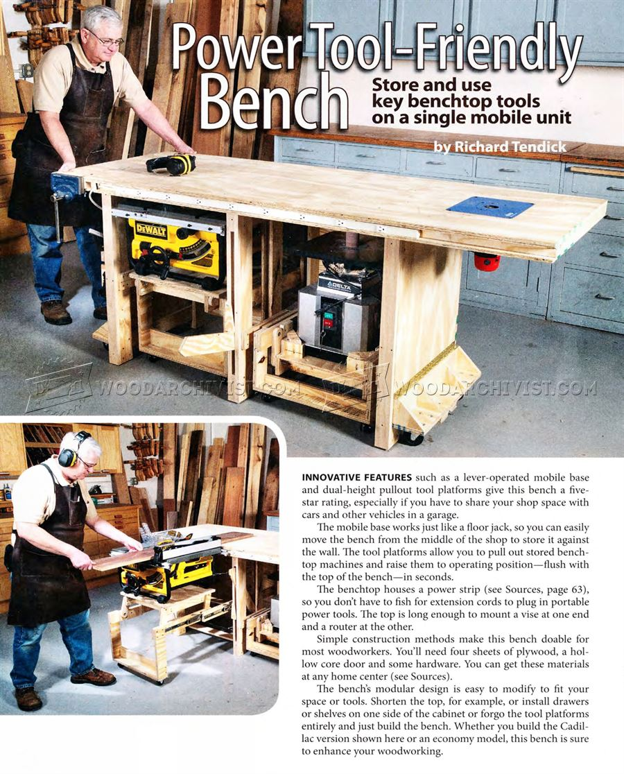 Cool Tool Bench Plans Woodarchivist Gmtry Best Dining Table And Chair Ideas Images Gmtryco