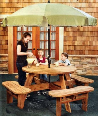 3460-Build Picnic Table