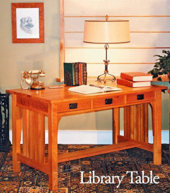 3467-Library Table Plans