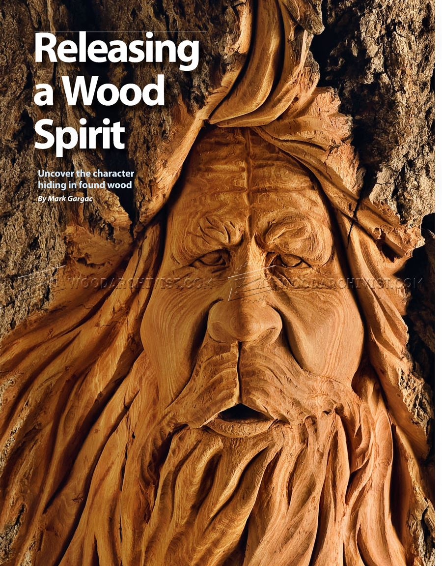 Wood spirit carving u2022 woodarchivist