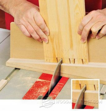 3483-Table Saw Dovetail Sled