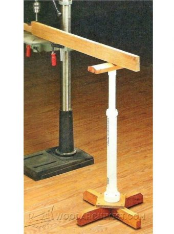 3489-DIY Work Support Stand