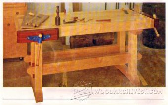 3508-Building a Workbench